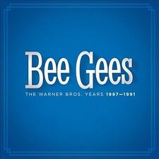 THE BEE GEES The Warner Bros. Years 1987-1991 5CD NEW ESP/One/High Civilization