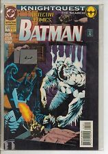 DC Comics Batman In Detective #670 January 1994 Knight Quest NM