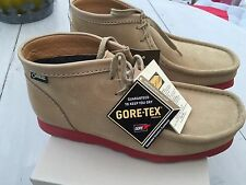 Clarks Originals Nanamica Wallabee Gore-Tex Uk 8  Eu42 100% Authentic GTX Rare!
