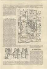 1921 Boilers Of New Delaware Powerstation