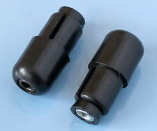 DUCATI 851/888 CLIP ONS EXPANDING   END PLUGS PAIR-FACTORY ORIGINALS