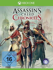 Microsoft XBox One Spiel Assassin's Creed: Chronicles Trilogie