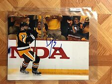 Bryan Rust Autographed Auto Signed 8x10 Photo Pittsburgh Penguins