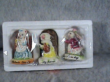 Avon Small Treasures Collection Lot Of Three, Collectors Corner, My First Call