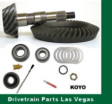 "Motive OEM Dodge Chrysler 9.25"" 4.56 Ring and Pinion Gear Set Install Kit Late"