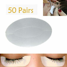 Pads Eye Stickers Eyelash Eye Patches 50 Pairs Lash Lint Free Extension Under