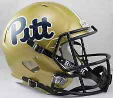 PITTSBURGH PANTHERS PITT NCAA Riddell SPEED Full Size Replica Football Helmet