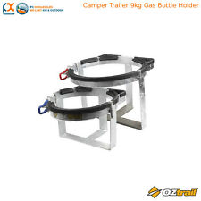 Camper Trailer 9kg Gas Bottle Holder -CTA-RVGBH9-D