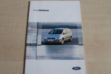 161093) Ford Galaxy Prospekt 11/2002