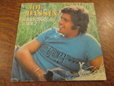 album 2 33 tours joe dassin grands succes volume 2 la ligne de vie