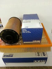 BMW E39 535i 540i 1996-2004 Genuine Mahle Oil Air Filters OX152/1D LX622