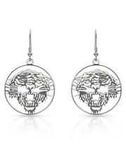 ED HARDY Stylish Tiger Earrings Made in Stainless steel.