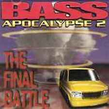 Various: Bass Apocalypse 2:Final Battle  Audio Cassette