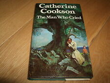 CATHERINE COOKSON-THE MAN WHO CRIED-SIGNED-1ST-1979-HB-VG/NF-HEINEMANN-RARE