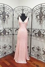BD247 SEAN COUTURE 70705 BLOSSOM SZ 6 $338 #1253 PROM  FORMAL DRESS GOWN NWT