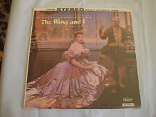 THE KING AND I CAPITOL-ALFRED NEWMAN/KEN DARBY SW740 NEW SEALED LP