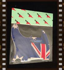 Pickguard For Fender® Telecaster® Left Hand - Australian Flag