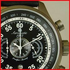 German Military Navi-Pilot half-phase Chronograph A1136