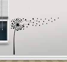 Dandelion Wall Decal Flower Seeds Bedroom Vinyl Sticker Art Decor Mural 199xxx