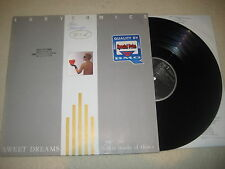 Eurithmics - Sweet dreams are made of this   Vinyl LP
