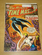 RIP HUNTER TIME MASTER #9 VG (4.0) DC COMICS AUGUST 1962 **