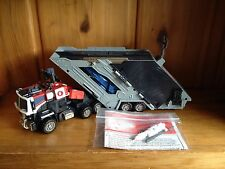 Transformers Energon Powerlinx Leader Optimus Prime (Open Mouth) 100% Complete
