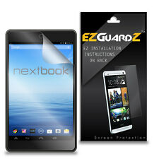 1X EZguardz LCD Screen Protector Shield HD 1X For eFun Nextbook 7 NX700Q (Clear)