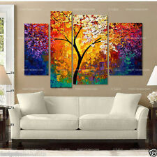 Beautiful hand painted Large canvas Modern Abstract Art Oil Painting No frame
