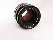 Leica Leitz Summilux - R 1.4 /50mm