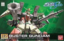 Gundam Seed HG R03 Buster Gundam Remaster Ver 1/144 Scale Mobile Suit Japan