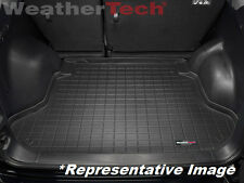 WeatherTech® Cargo Liner Trunk Mat - Saturn L200 - 2001-2003 - Black