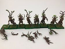 Wood Elf Dryads – Warhammer Wood Elves Army – Painted