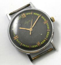 Vintage russian watch Luch Slim Cal. 2209  Soviet USSR