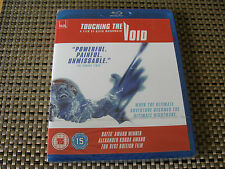 Blu 4 U: Touching The Void  A True Story of Survival : Sealed