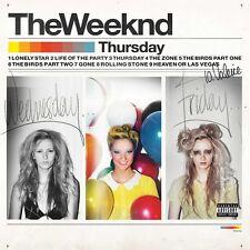 Thursday - Weeknd (2015, Vinyl NEUF) Explicit Version2 DISC SET