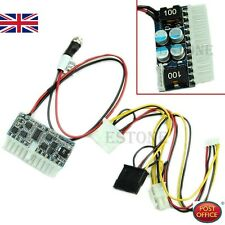 Pico ATX Switch PSU Car Auto Mini ITX High Power Supply Module DC 12V 160W 24Pin