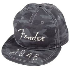 Genuine Fender Hi Def Flat Brim Camo Fashion Hat - One Size Fits All #9106633406