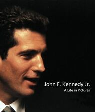 John F. Kennedy Jr.: A Life in Pictures-ExLibrary