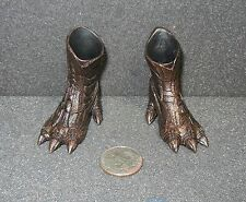Hot Toys 1/6 Berserker Predator Mr Black Feet Boots Claws Shoes