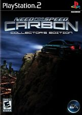 Need For Speed Carbon Collector's Edition Playstation 2