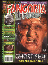 Fangoria 217 Lord of the Rings Red Dragon Clive Barke Peter Jackson MBX22