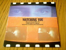 "MICHAEL KAMEN and SASHAZOE - WATCHING YOU (THEME FROM THE DUTY MEN)     7"" PS"
