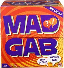 Mad Gab Game, New, Free Shipping