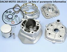 166.0113 KIT CILINDRO H2O D.47,6 SP.12 EVOLUTION 3 POLINI  JOG 50 LC RR