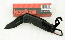 * 8100 Kershaw Funxion EMT pocket knife  knives NIB Assisted opener NIB