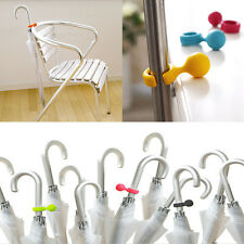 New Plastic Umbrella Hanger Holder Stands Support Rack Mount Handy Useful Tools