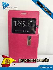 Funda Carcasa Libro Iman Motorola Moto G3 Rosa ENVIO GRATIS
