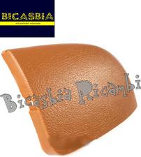7816 - COPERCHIO BAULETTO MARRONE SINISTRO VESPA 50 125 150 ET2 ET4