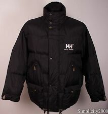 HELLY HANSEN Men Duck DOWN Snow Skirted Coat Jacket Size XL - Extra Large