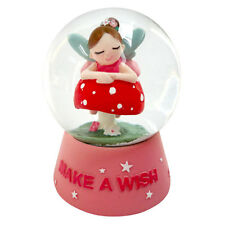fleur the fairy glitter globe shake and watch it snow 6cm tall FD_12635